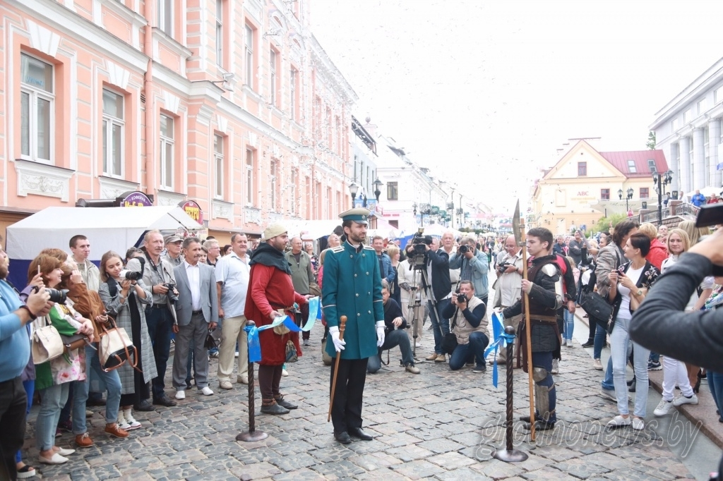 The birthday of the royal city. Grodno celebrates 890th anniversary