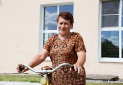 Dina Drevilo Is Still Working in Her 82. A Unique Woman from Grodno Region