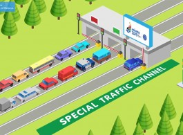 In the run-up to the II European Games 2019 Belarusian customs has created a video about the rules for the movement of goods across the customs border (video)